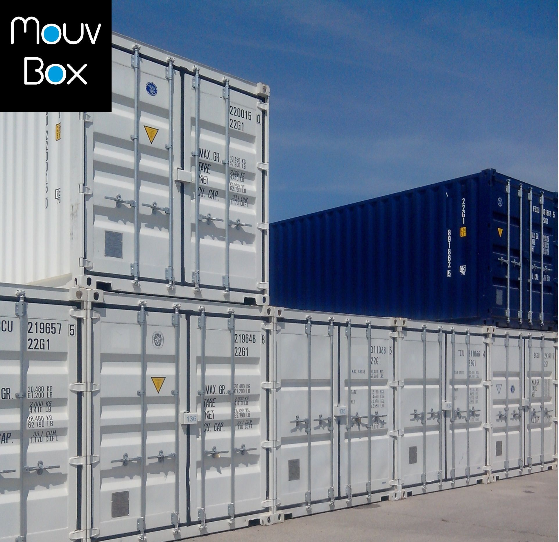 Mouvbox France Creation De Centres De Self Stockage Garde Meubles